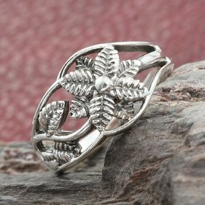 ARTISAN HANDCRAFTED STERLING SILVER RING